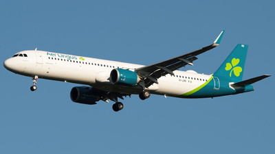 A picture of EILRE - Airbus A321253N - Aer Lingus - © Gautham Kurup