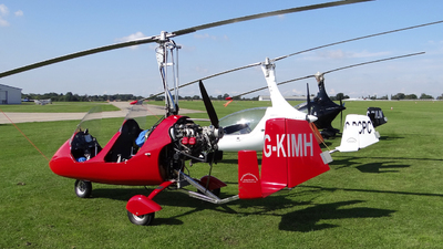 G-KIMH - AutoGyro Europe MTOsport  - Private