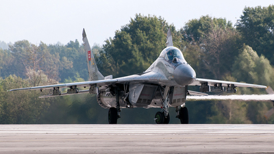 6425 - Mikoyan-Gurevich MiG-29AS Fulcrum - Slovakia - Air Force