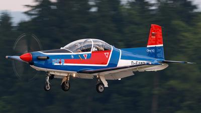 D-FAMT - Pilatus PC-9 - QinetiQ