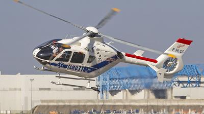 F-HLCC - Eurocopter EC 135T2 - SAMU (Helicap)