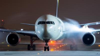 N346UP - Boeing 767-34AF(ER) - United Parcel Service (UPS)