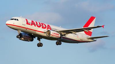 9H-LAJ - Airbus A320-232 - Lauda Europe