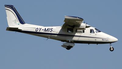 OY-MIS - Vulcanair P.68C - Bio flight