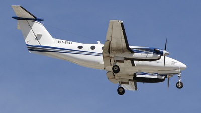 A picture of VHYVG - Beech 200 Super King Air - [BB165] - © Brenden