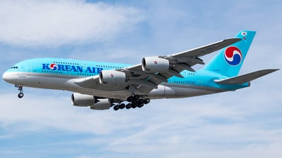 HL7611 - Airbus A380-841 - Korean Air