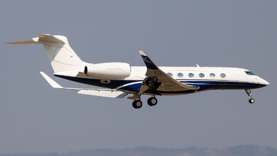 N650C - Gulfstream G650ER - Private