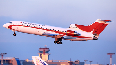 RA-42378 - Yakovlev Yak-42D - Saratov Airlines