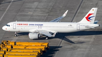 D-AXAG - Airbus A320-251N - China Eastern Airlines