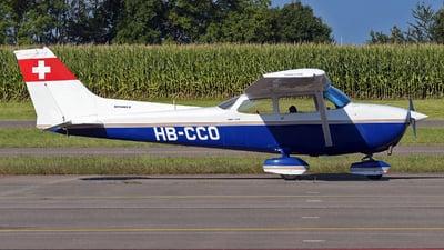 HB-CCO - Reims-Cessna F172N Skyhawk II - Private