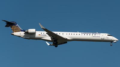 D-ACNU - Bombardier CRJ-900LR - Lufthansa Regional (CityLine)