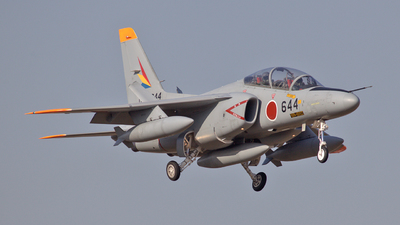 06-5644 - Kawasaki T-4 - Japan - Air Self Defence Force (JASDF)