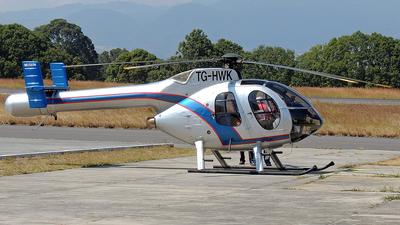TG-HWK - McDonnell Douglas MD-500N - Private