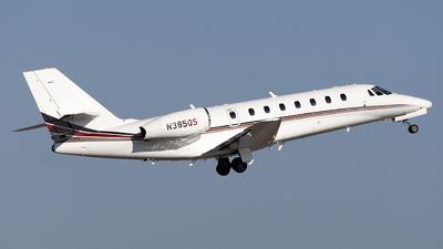 N385QS - Cessna 680 Citation Sovereign - NetJets Aviation