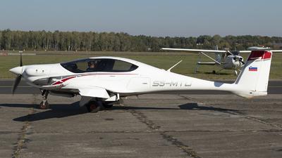 S5-MTU - Pipistrel Panthera - Private