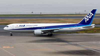 JA8971 - Boeing 767-381(ER) - All Nippon Airways (ANA)
