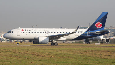 B-320A - Airbus A320-271N - Qingdao Airlines