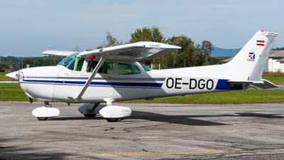 OE-DGO - Reims-Cessna F172P Skyhawk II - Unionsportfliegerclub Punitz