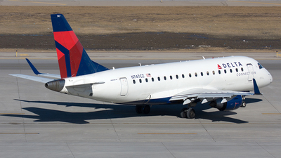 N747CZ - Embraer 170-100LR - Delta Connection (Compass Airlines)