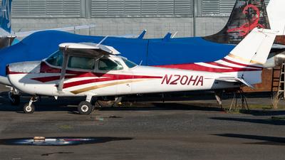 N20HA - Cessna 172M Skyhawk - Private