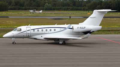 F-HJLP - Embraer EMB-550 Praetor 600 - Private