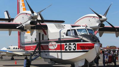 N385AC - Canadair CL-415 - AeroFlite
