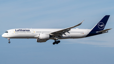 A picture of DAIXO - Airbus A350941 - Lufthansa - © Timo Frisch