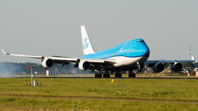 PH-BFW - Boeing 747-406(M) - KLM Royal Dutch Airlines