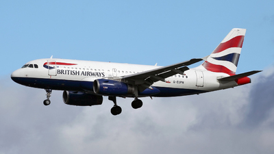 A picture of GEUPN - Airbus A319131 - British Airways - © Peter Baldwin