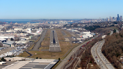 KBFI - Airport - Airport Overview