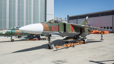 601 - Mikoyan-Gurevich MiG-23ML Flogger G - German Democratic Republic - Air Force