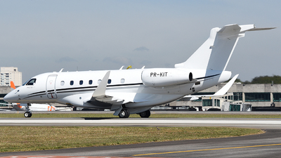 PR-KIT - Embraer EMB-550 Praetor 600 - Private