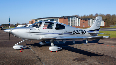 2-ZERO - Cirrus SR22T-GTS - Private