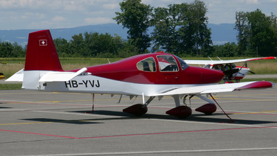 HB-YVJ - Vans RV-10 - Private