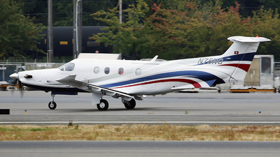 N75NG - Pilatus PC-12/47E - Private