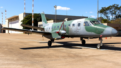 FAB2335 - Embraer C-95B Bandeirante - Brazil - Air Force