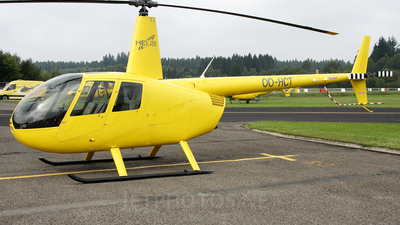 OO-HCT - Robinson R44 Raven II - Private