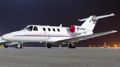 D-IBTI - Cessna 525 CitationJet 1 Plus - Private