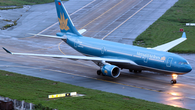 VN-A383 - Airbus A330-223 - Vietnam Airlines
