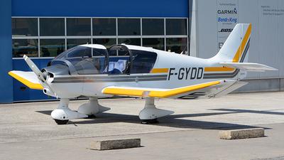 F-GYDD - Robin DR400/140B Major - Private