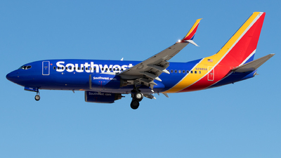N7889A - Boeing 737-79L - Southwest Airlines
