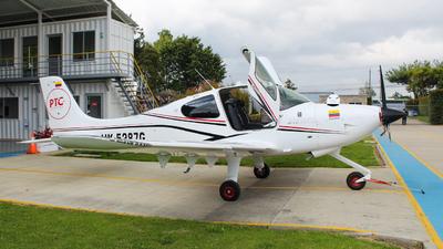 HK-5287-G - Cirrus SR20 - PTC Academy