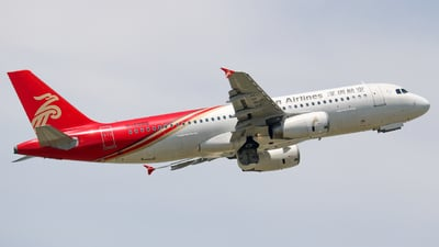 B-6856 - Airbus A320-232 - Shenzhen Airlines