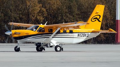 N128KQ - Quest Aircraft Kodiak 100 - Private