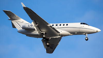 A picture of CGVMP - Hawker 900XP - [HA0015] - © Roberto Balboa