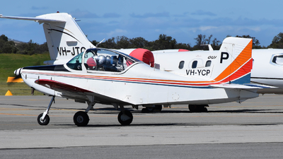VH-YCP - Pacific Aerospace CT-4B Airtrainer - Pacific Flight Services
