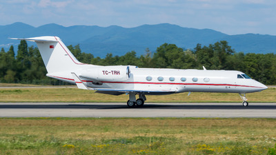 TC-TRH - Gulfstream G450 - Private