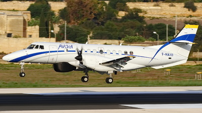 F-HAVF - British Aerospace Jetstream 41 - Aviation Defense Service (AVdef)