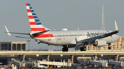 A picture of N822NN - Boeing 737823 - American Airlines - © DJ Reed - OPShots Photo Team