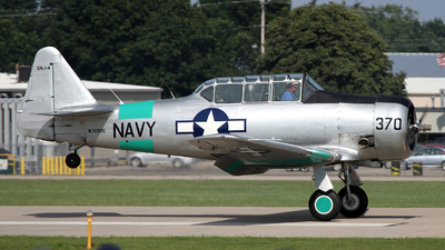 N7090C - North American SNJ-4 Texan - Private